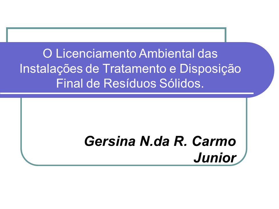 Gersina N.da R. Carmo Junior