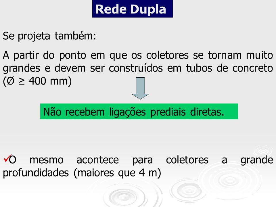 Rede Dupla Se projeta também: