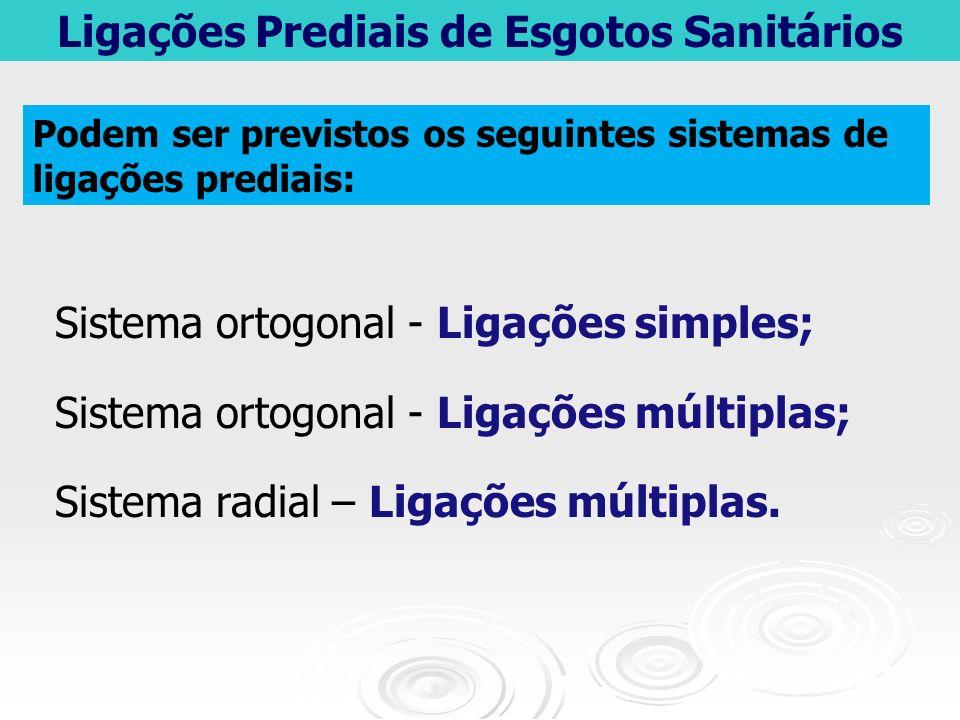 Ligações Prediais de Esgotos Sanitários
