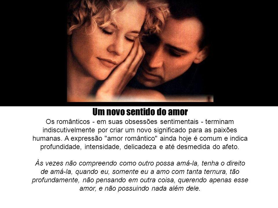 Um novo sentido do amor