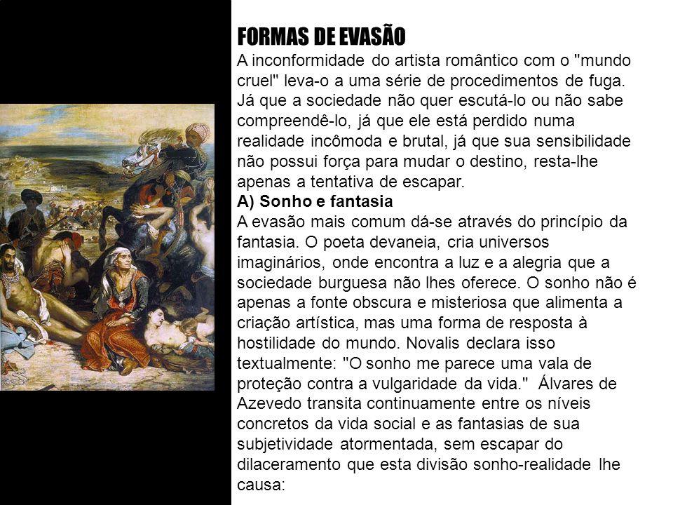 FORMAS DE EVASÃO