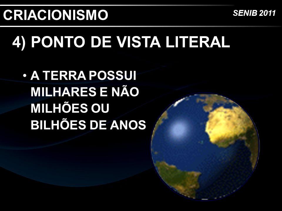4) PONTO DE VISTA LITERAL