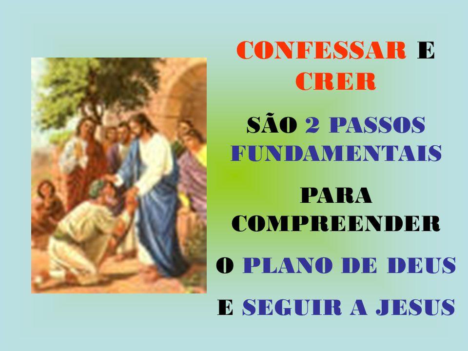 SÃO 2 PASSOS FUNDAMENTAIS
