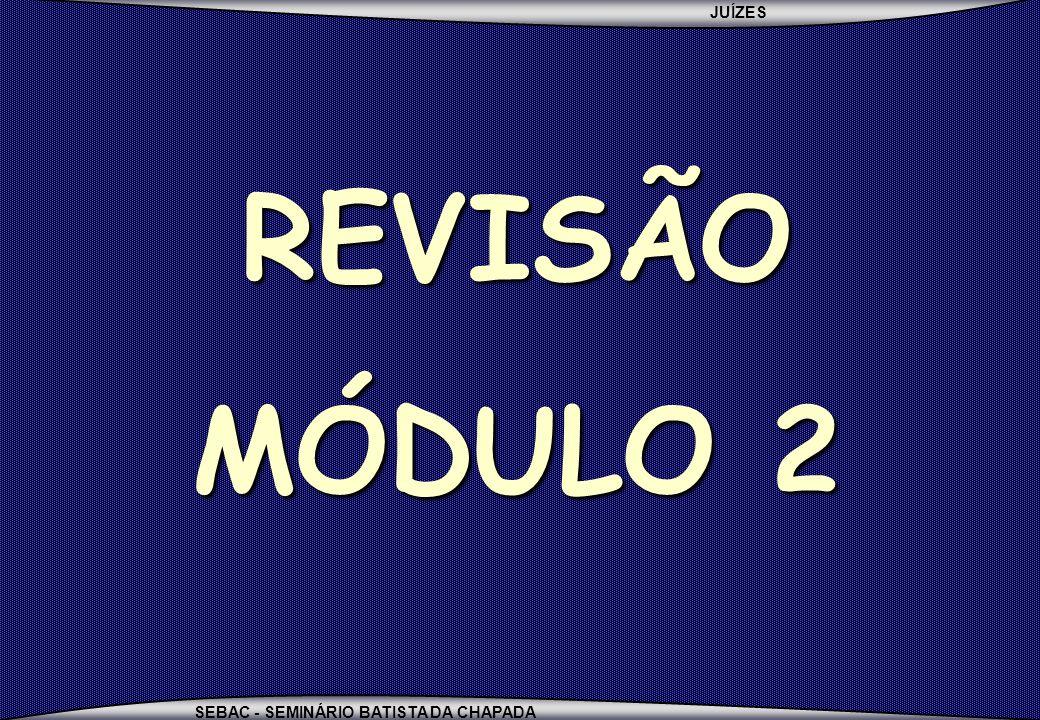 REVISÃO MÓDULO 2