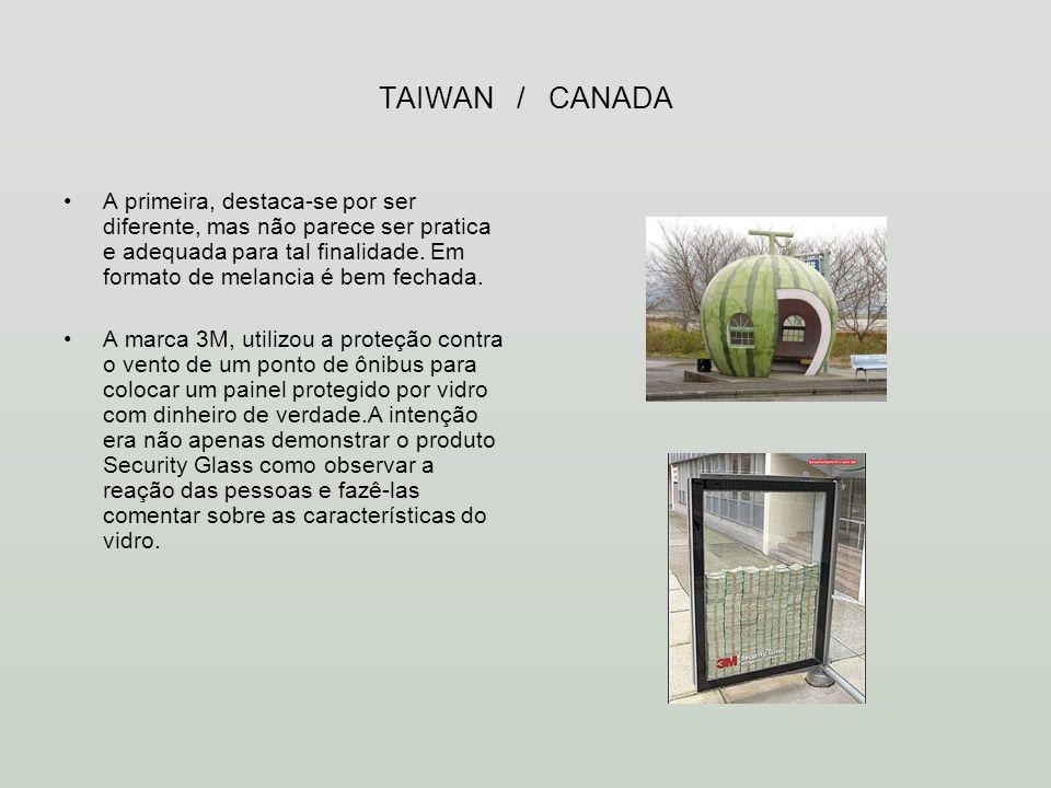 TAIWAN / CANADA