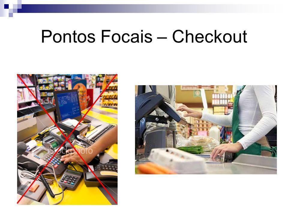 Pontos Focais – Checkout
