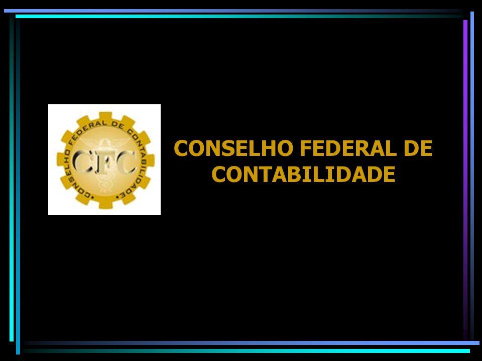 CONSELHO FEDERAL DE CONTABILIDADE