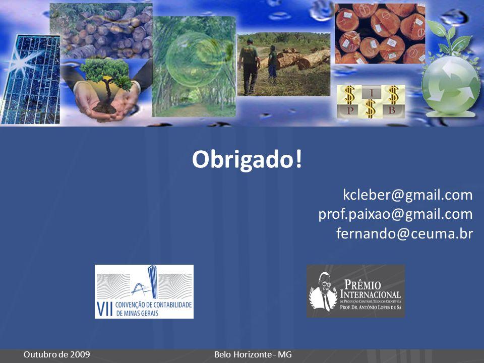Obrigado! kcleber@gmail.com prof.paixao@gmail.com fernando@ceuma.br
