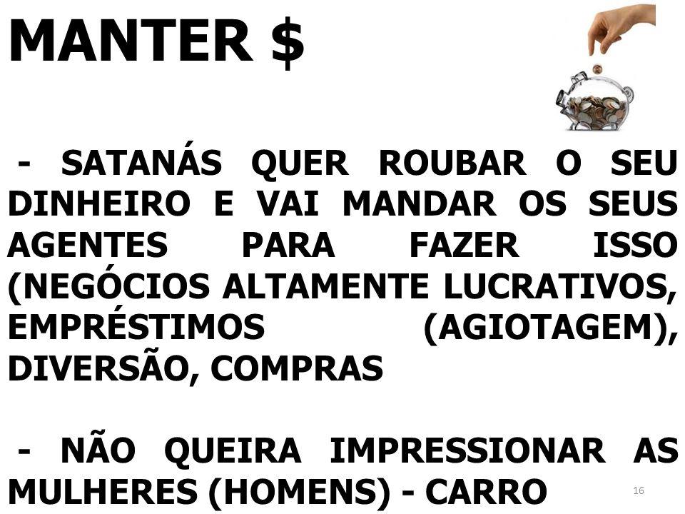 MANTER $