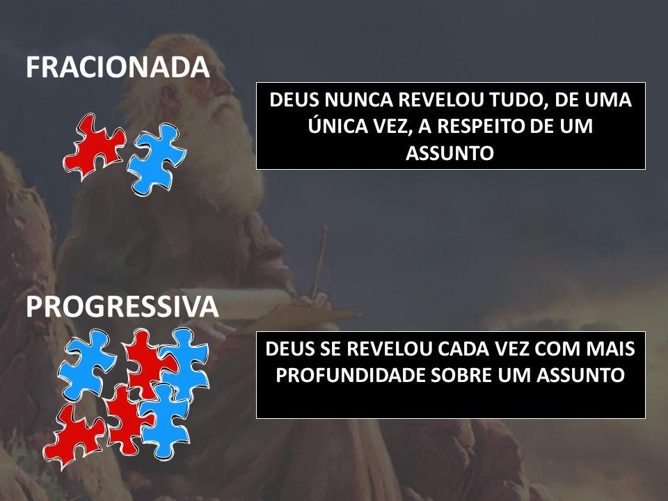 FRACIONADA PROGRESSIVA