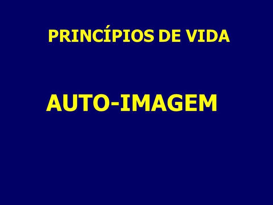 PRINCÍPIOS DE VIDA AUTO-IMAGEM
