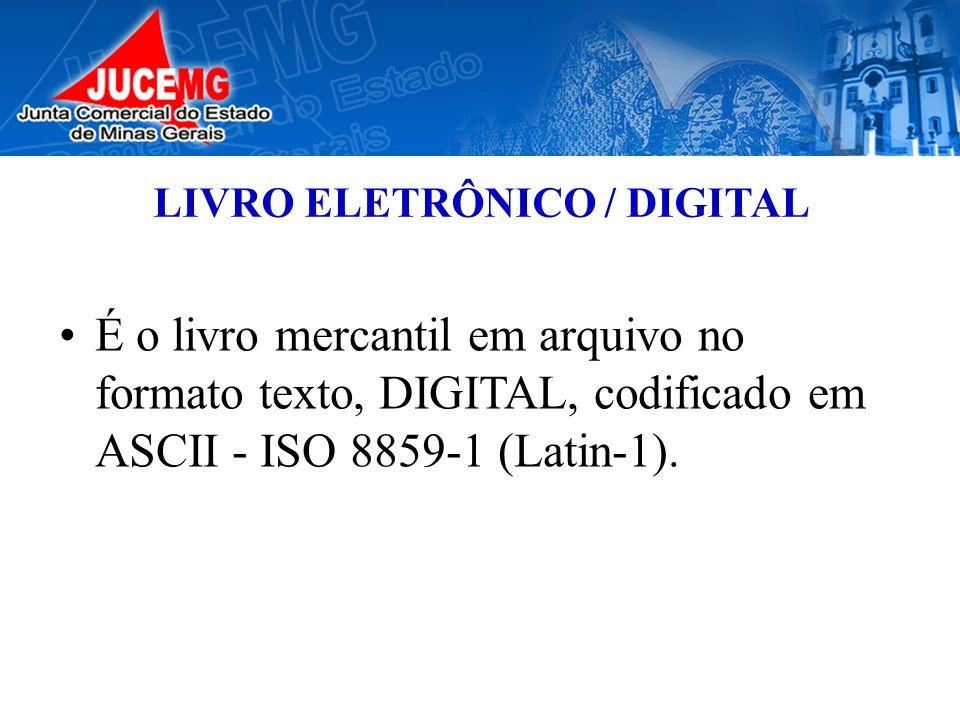 LIVRO ELETRÔNICO / DIGITAL