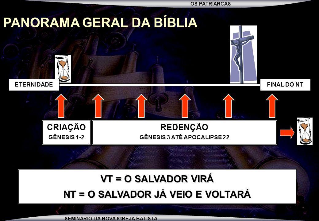 GÊNESIS 3 ATÉ APOCALIPSE 22