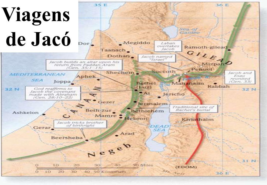 Viagens de Jacó