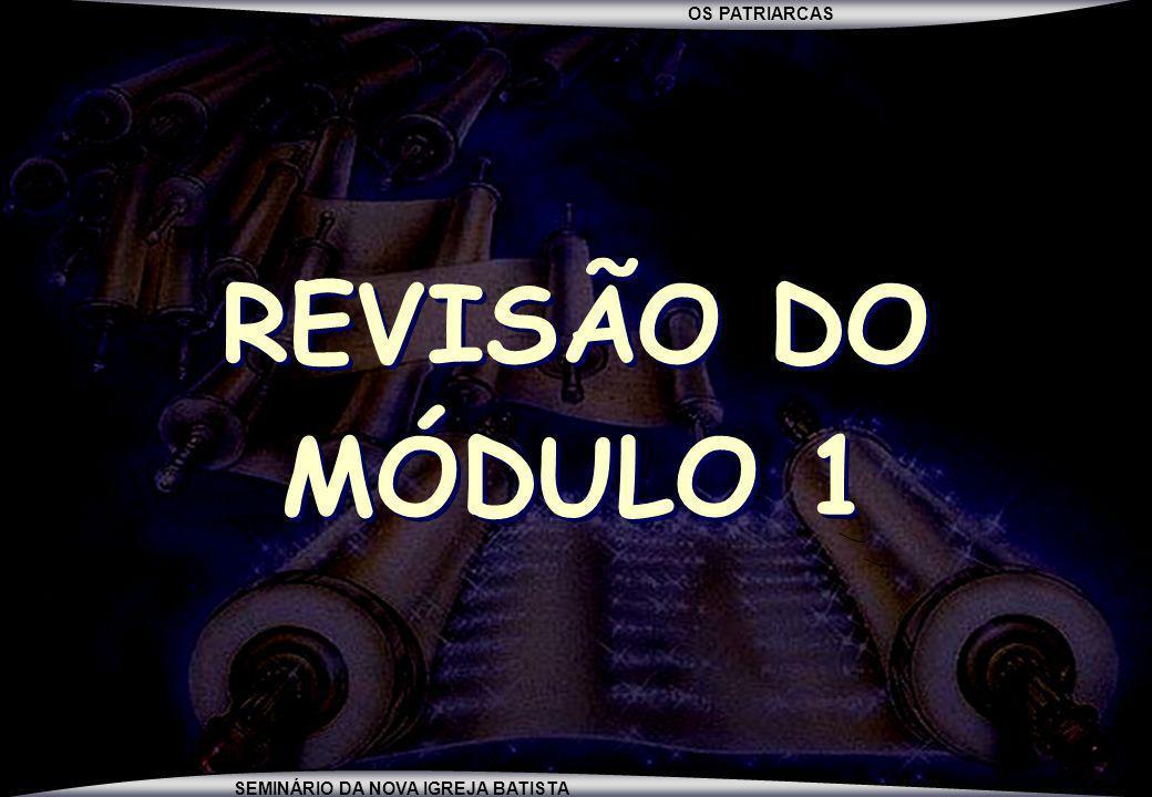 REVISÃO DO MÓDULO 1