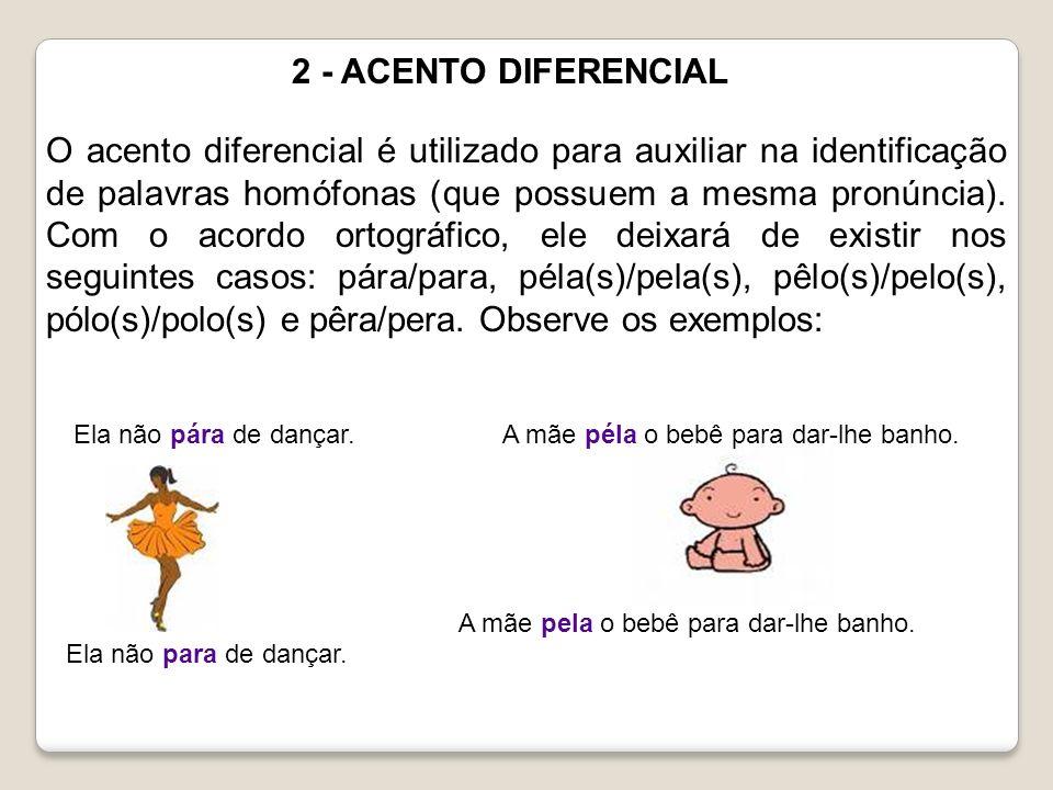 2 - ACENTO DIFERENCIAL