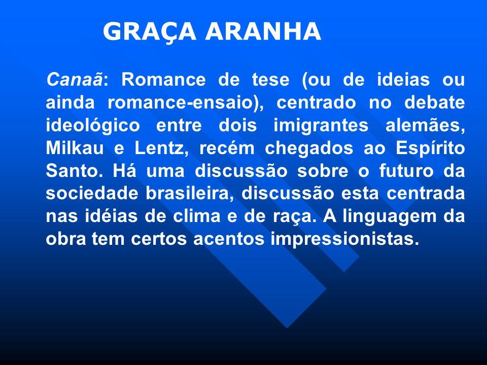 GRAÇA ARANHA