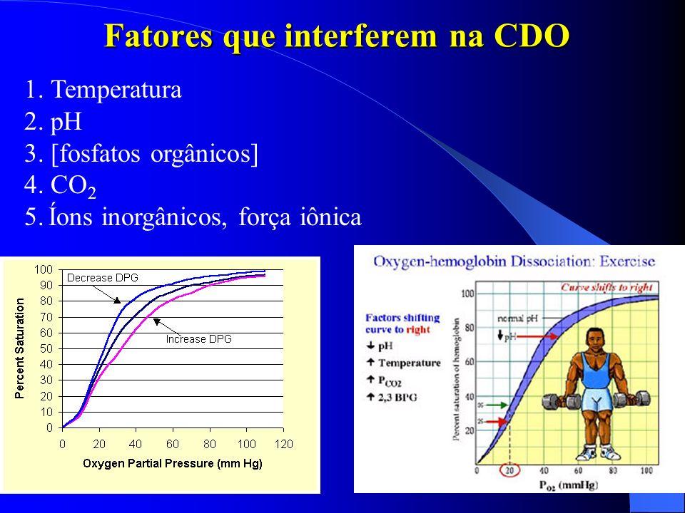 Fatores que interferem na CDO