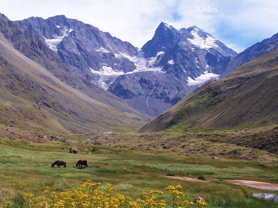Andes Himalaias