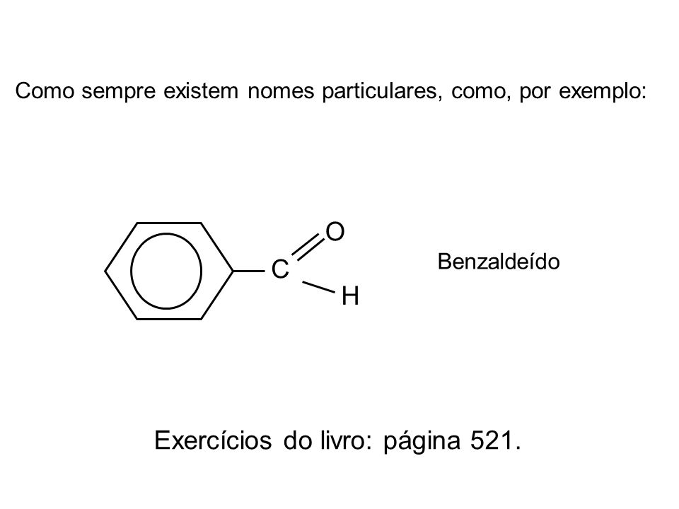 Exercícios do livro: página 521.