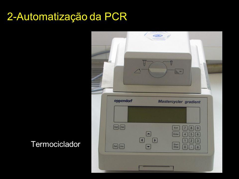 2-Automatização da PCR Termociclador