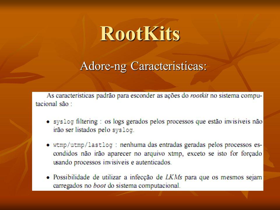 Adore-ng Caracteristicas: