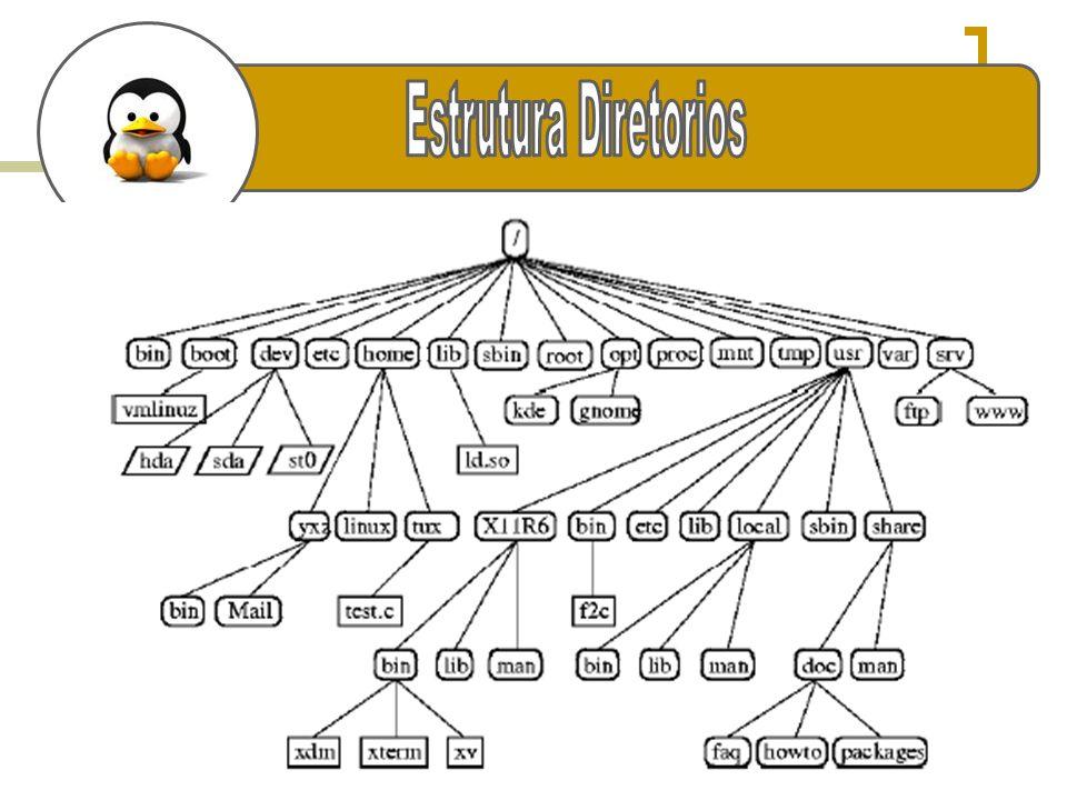 g Estrutura Diretorios