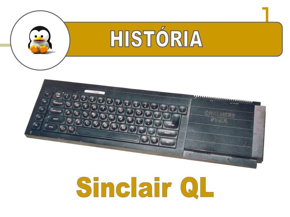 HISTÓRIA Sinclair QL