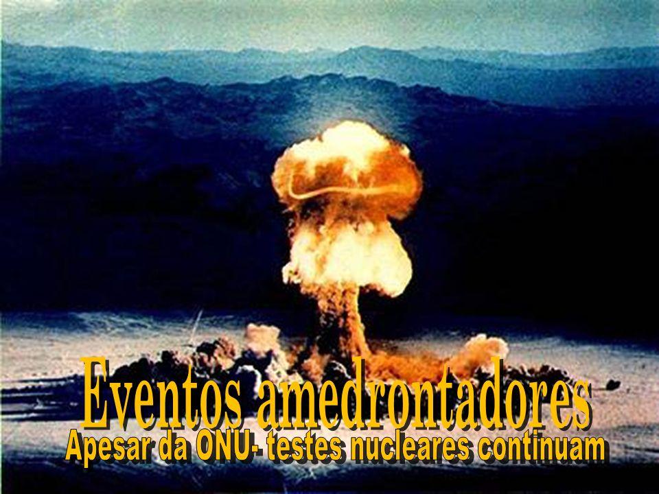 Eventos amedrontadores