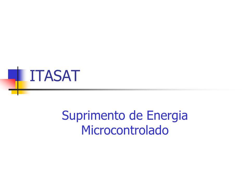 Suprimento de Energia Microcontrolado