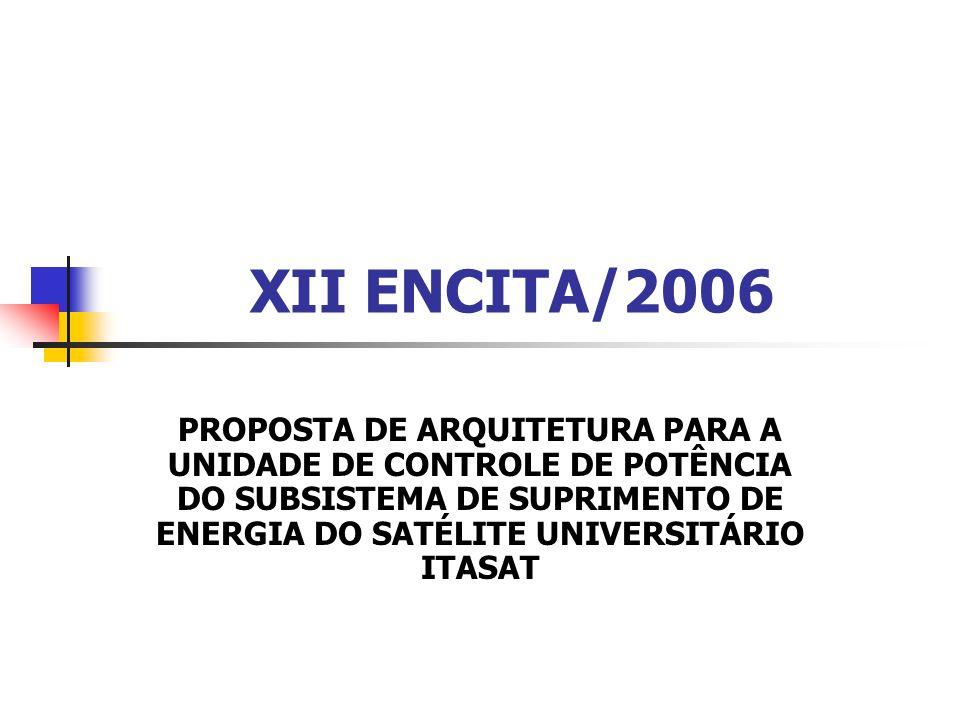 XII ENCITA/2006