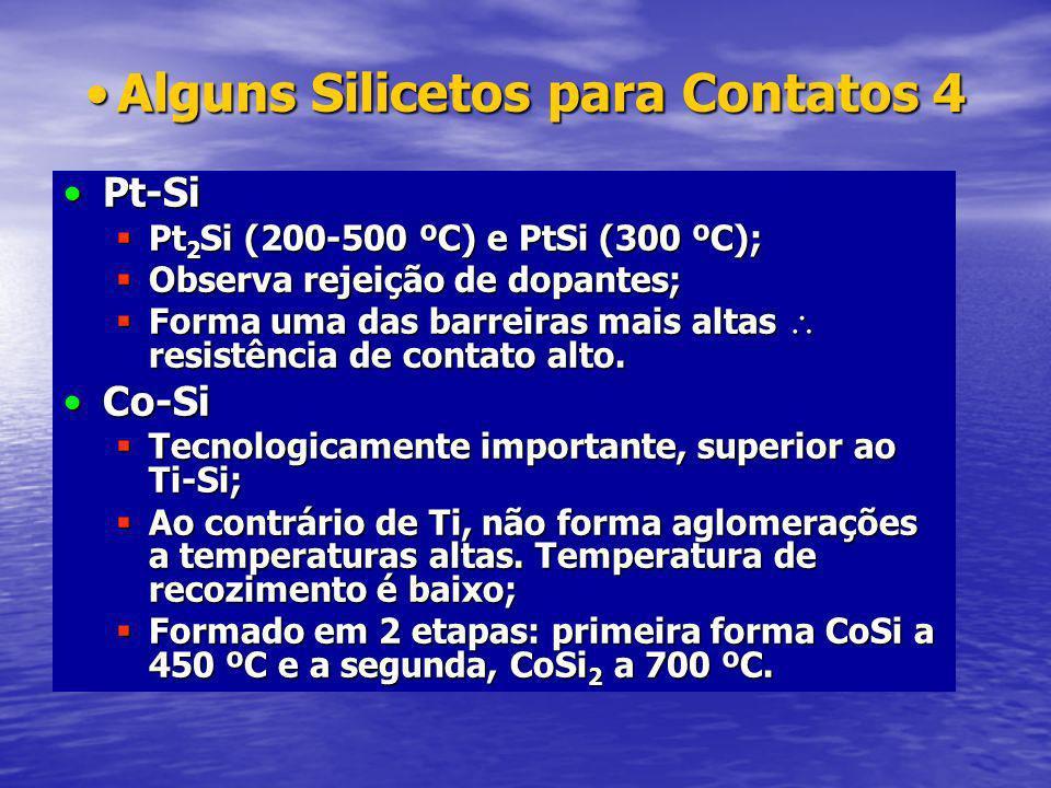 Alguns Silicetos para Contatos 4