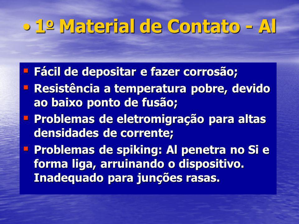 1o Material de Contato - Al
