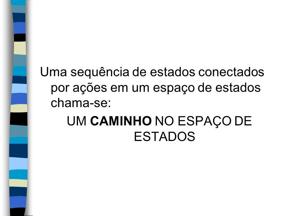 UM CAMINHO NO ESPAÇO DE ESTADOS
