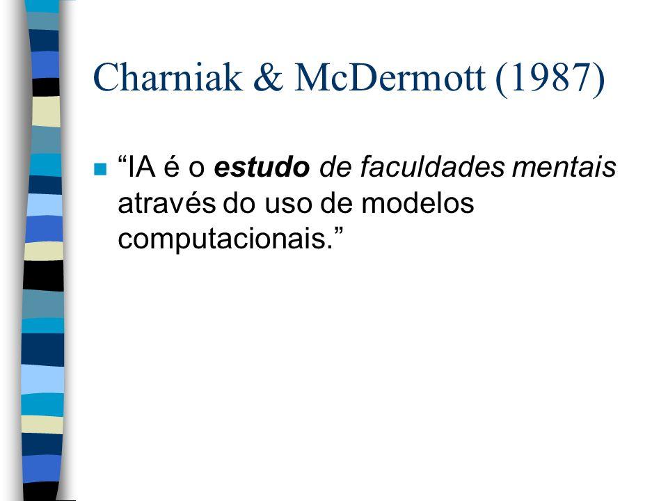 Charniak & McDermott (1987)