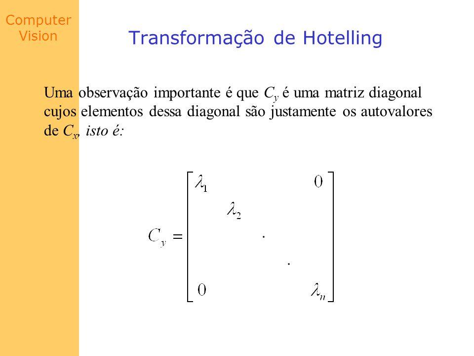 Transformação de Hotelling