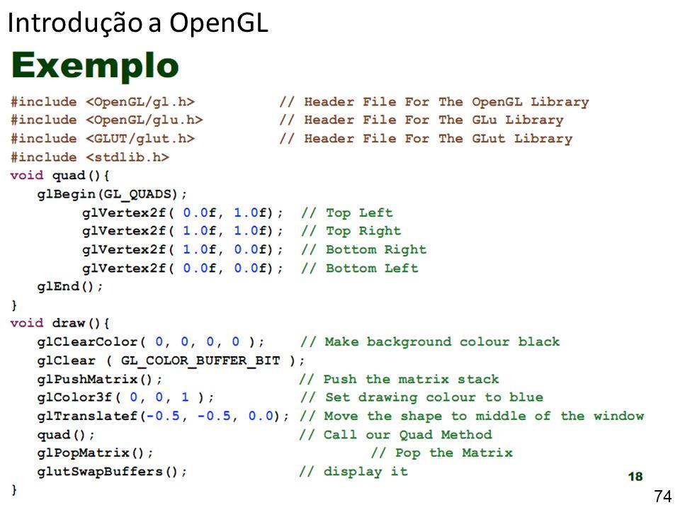 Introdução a OpenGL 74