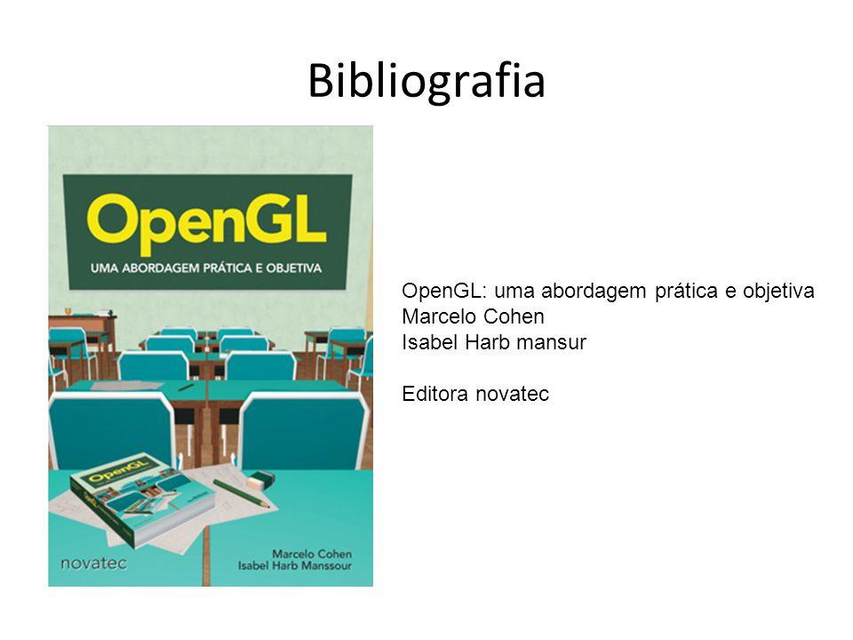 Bibliografia OpenGL: uma abordagem prática e objetiva Marcelo Cohen
