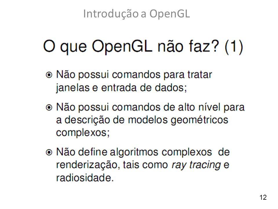 Introdução a OpenGL 12