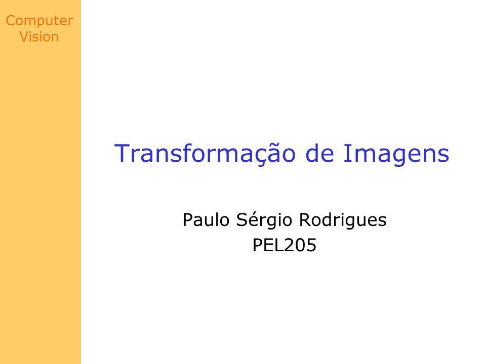 Transformação de Imagens