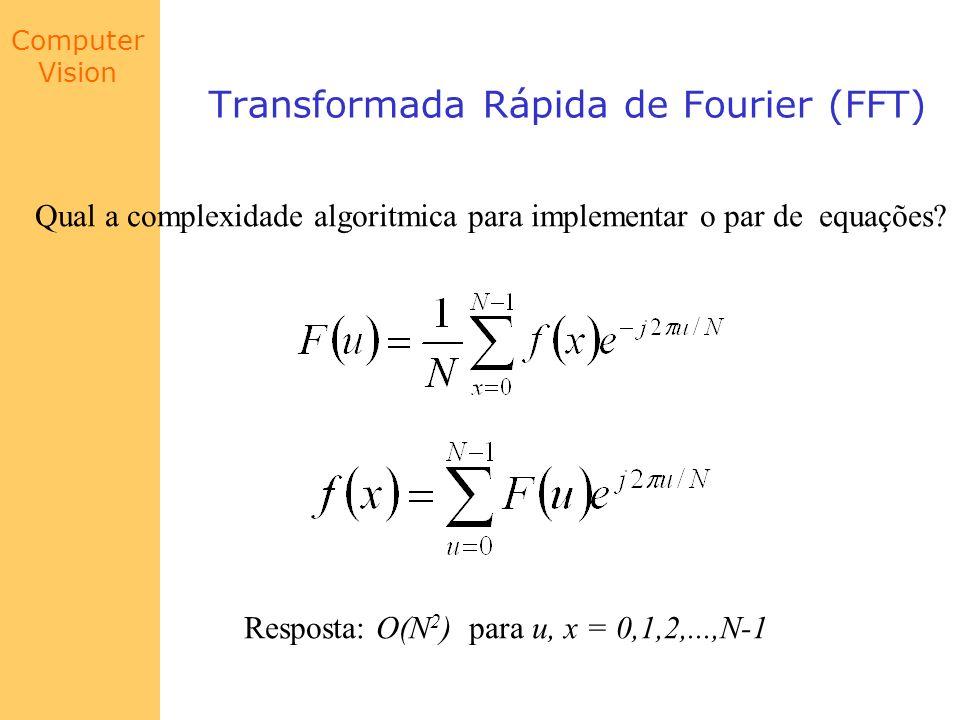 Transformada Rápida de Fourier (FFT)