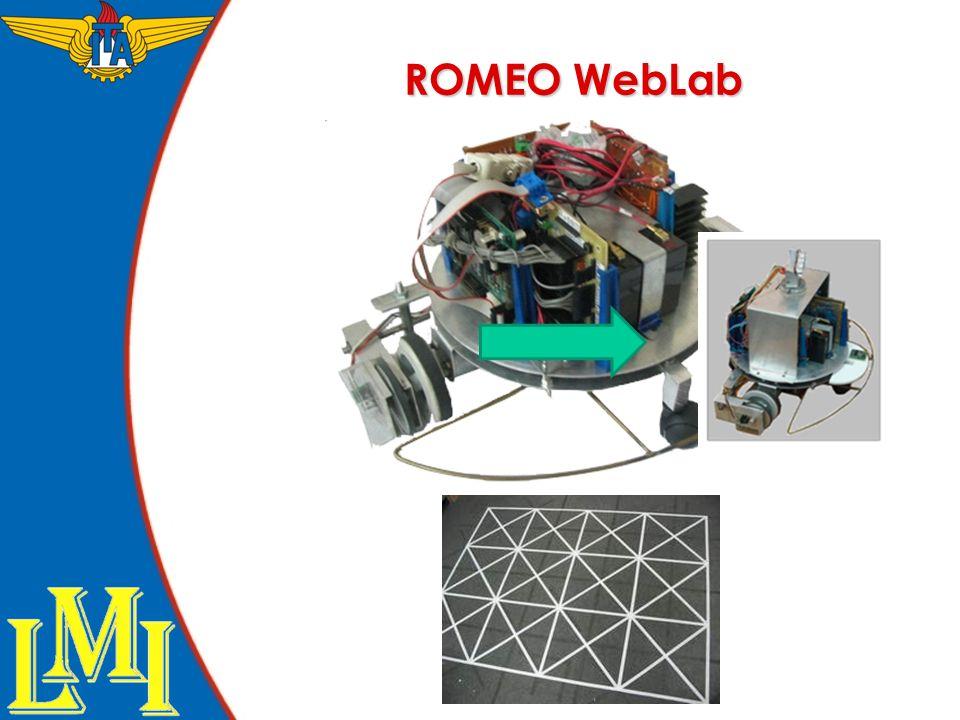 ROMEO WebLab
