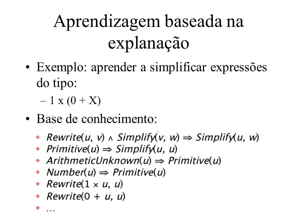Aprendizagem baseada na explanação