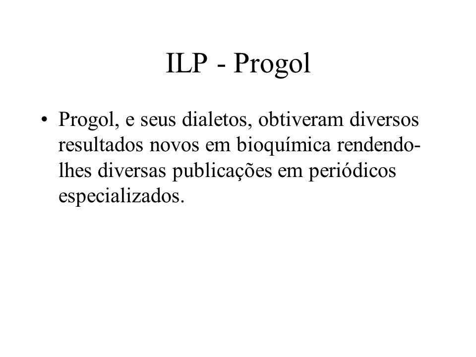 ILP - Progol