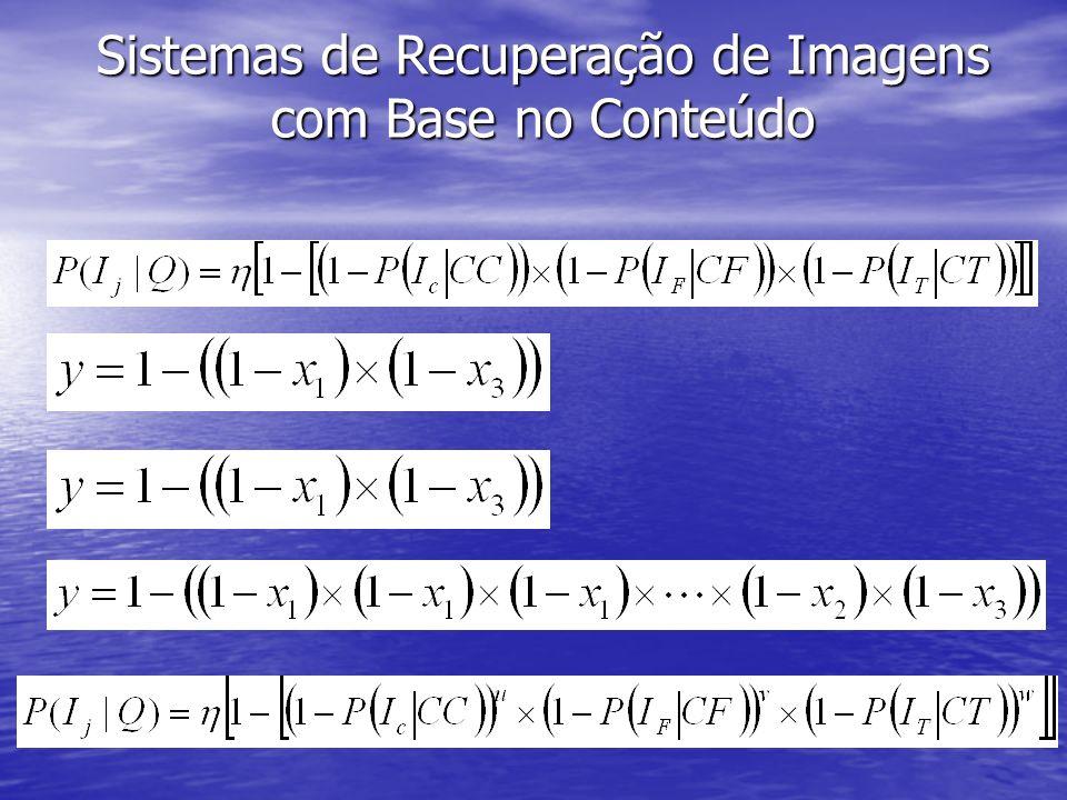 Sistemas de Recuperação de Imagens com Base no Conteúdo