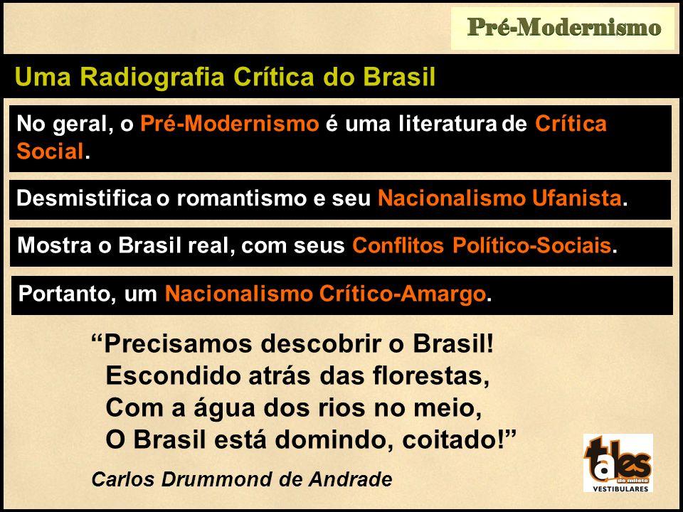 Uma Radiografia Crítica do Brasil