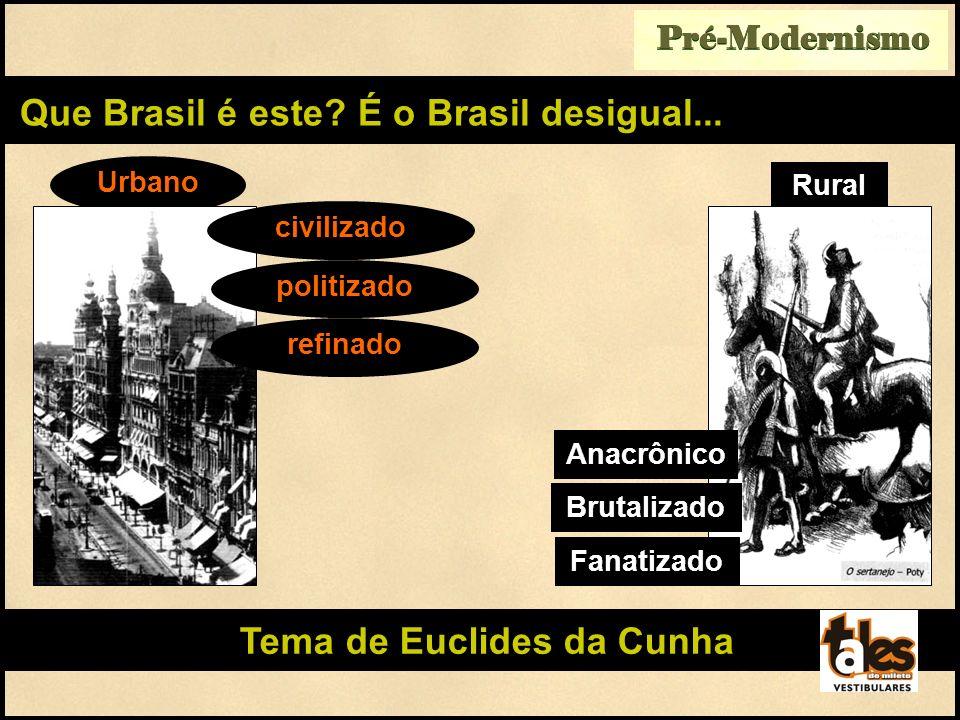 Tema de Euclides da Cunha