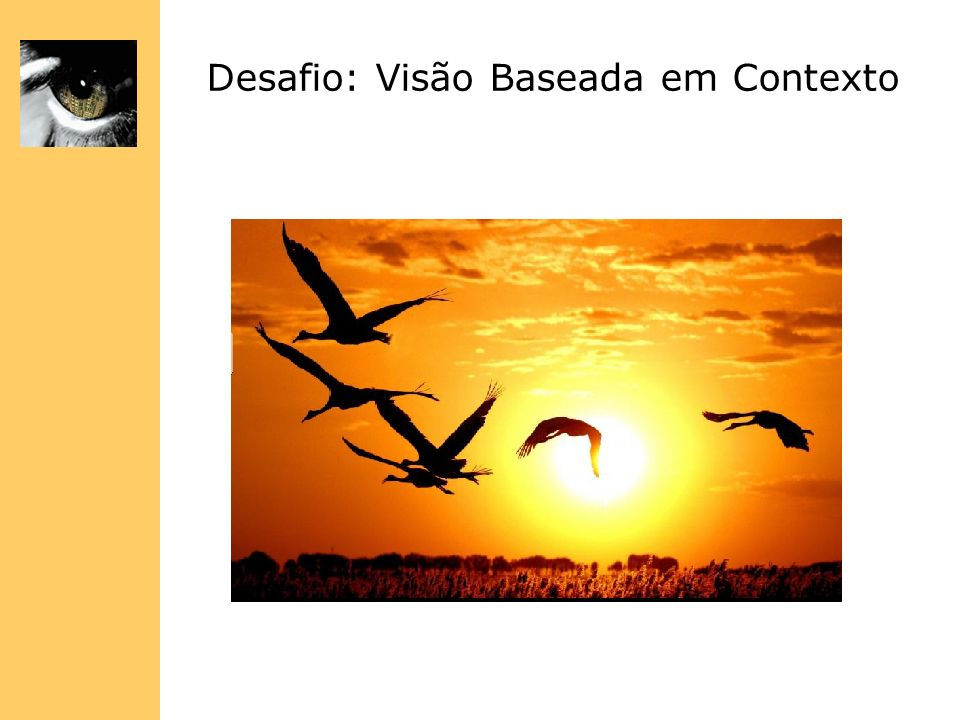 Desafio: Visão Baseada em Contexto
