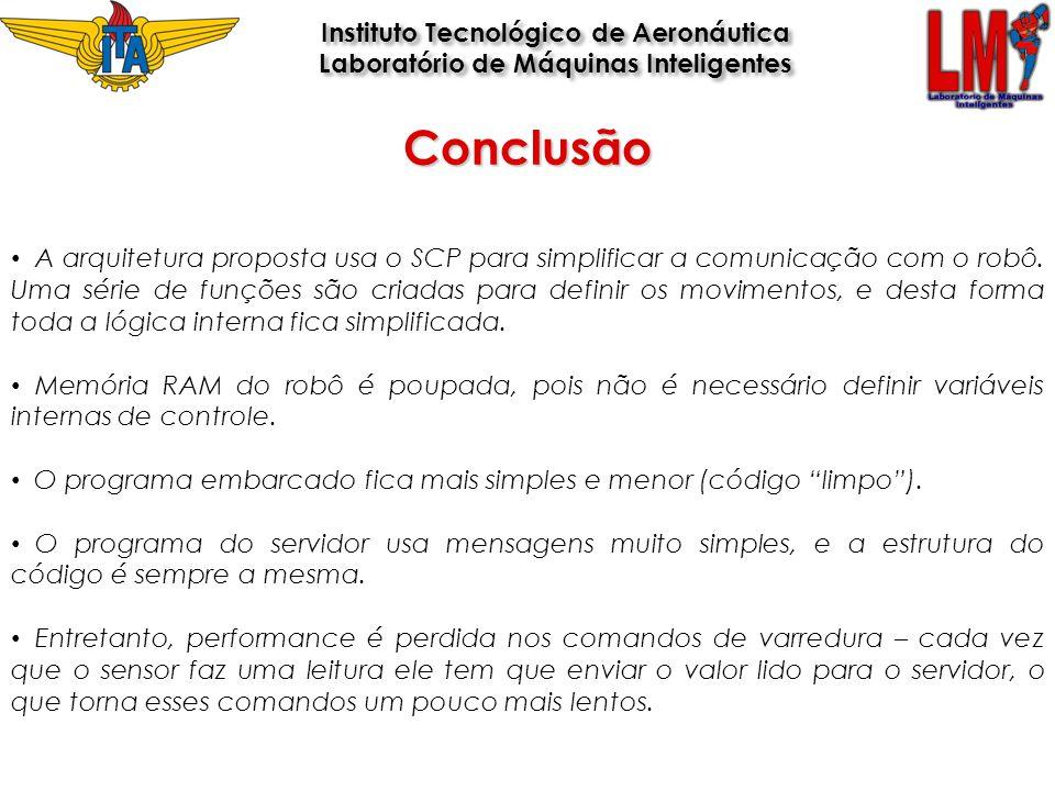 Conclusão Instituto Tecnológico de Aeronáutica