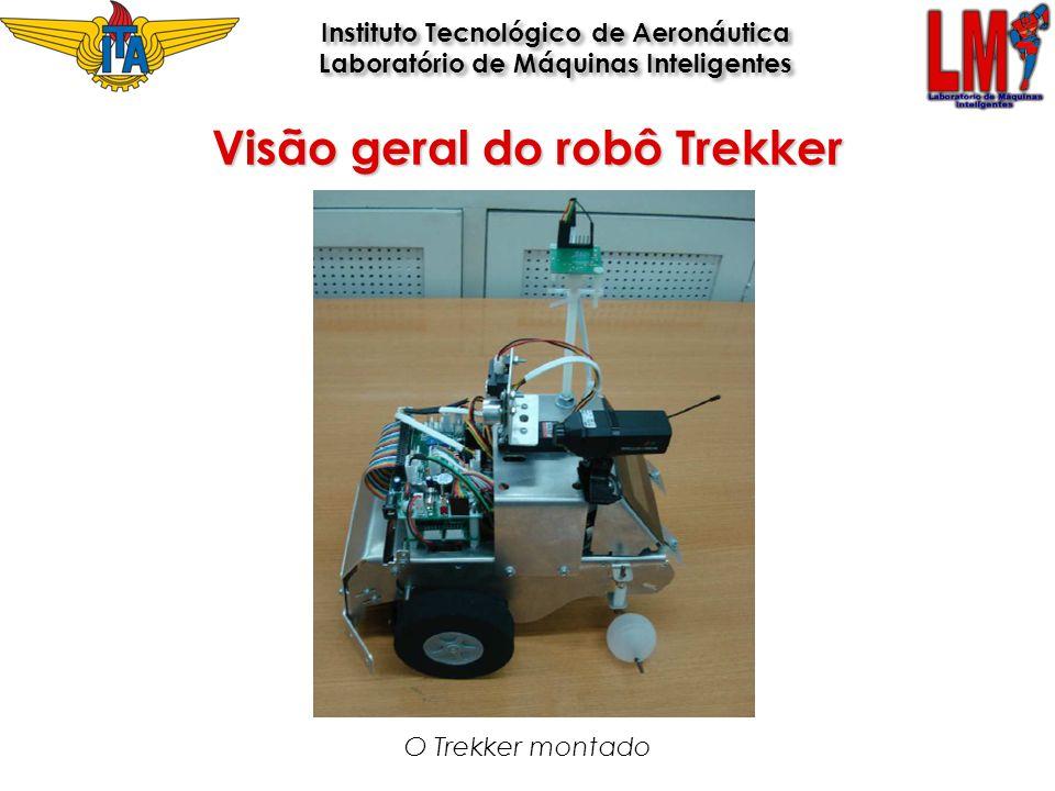 Visão geral do robô Trekker